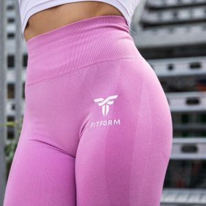 Seamless legging Soft Pink